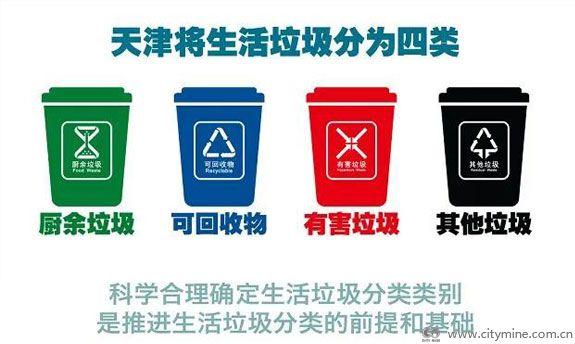 拾起卖多端联动 助力《天津市生活垃圾管理条例》实施推广!